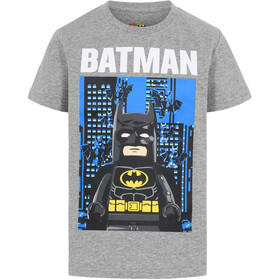 LEGO wear 12010092 T-Shirt SS Kids, grey melange